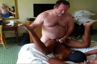 Hot Daddy Jerk Off Young Man