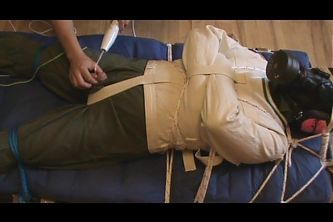 In the straitjacket - 1