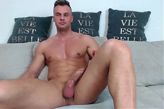 Big size and huge foreskin cock